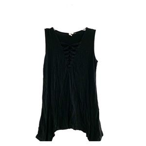 Cable & Gauge Flowy Tank Top Shirt